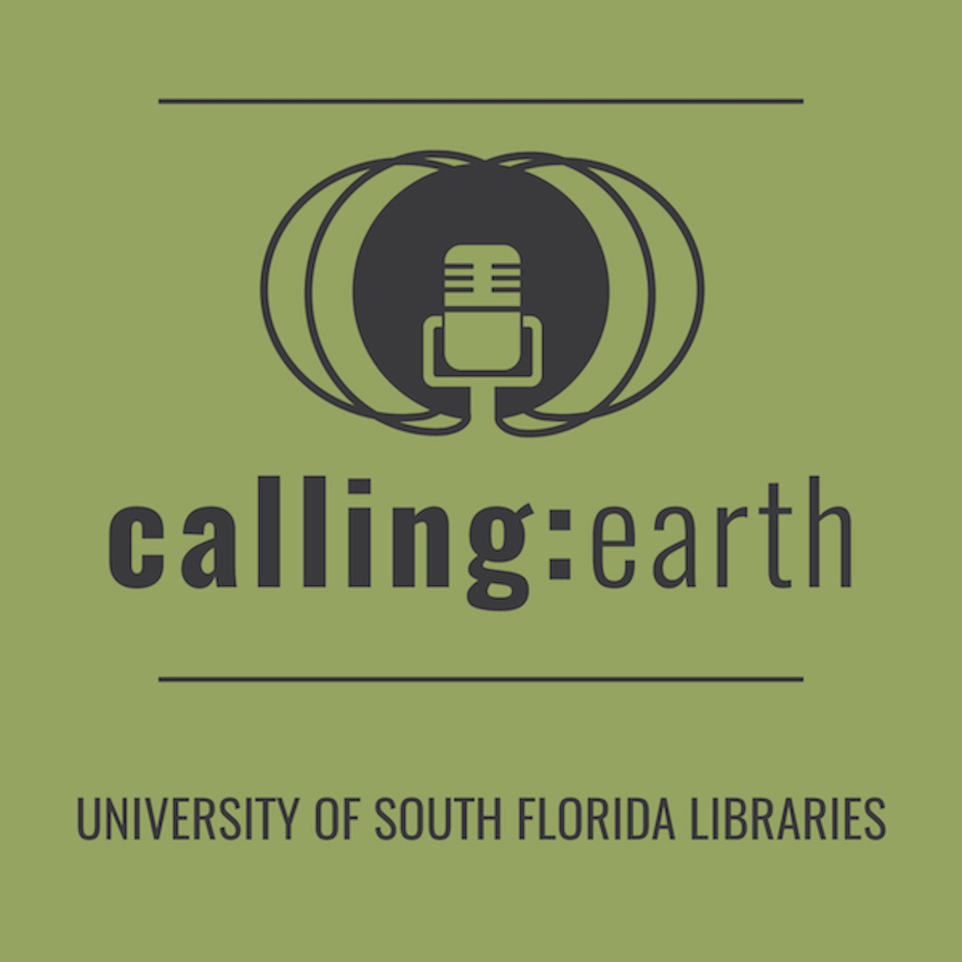 Calling: Earth #049 - Christopher Meindl, Geographer show art