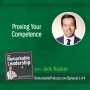 Artwork for Proving Your Competence with Jack Nasher