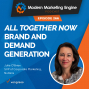 Artwork for All Together Now: Brand and Demand Generation