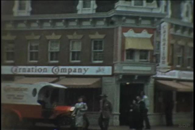 Artwork for The Original Disneyland - The 1950's DVD - eBay Promo