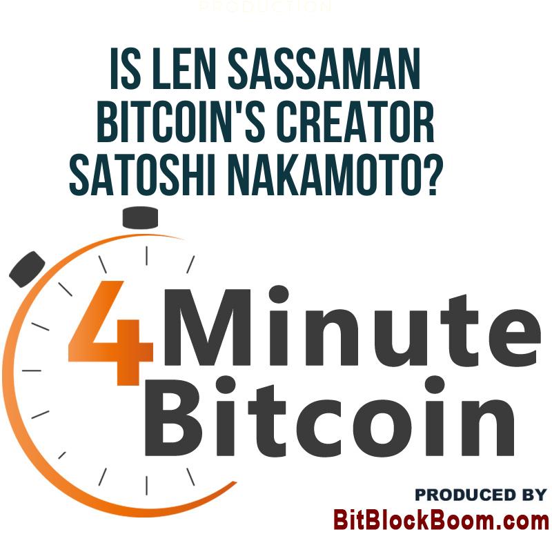 Is Len Sassaman Bitcoin's Creator Satoshi Nakamoto?