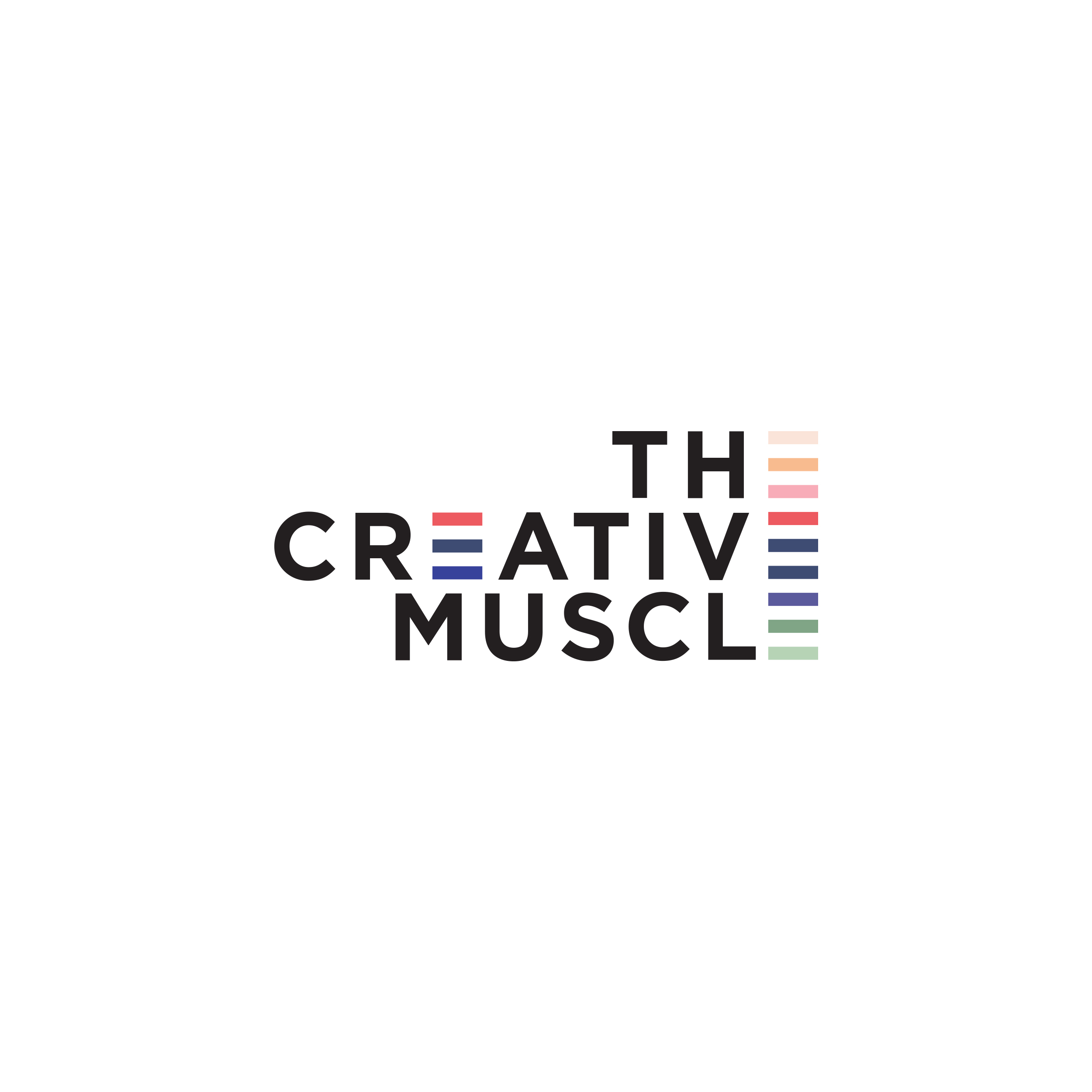 The Creative Muscle show art