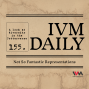 Artwork for IVM Daily Ep. 155: Not So Fantastic Representations