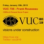 Artwork for VUC736 - Frank Rousseau