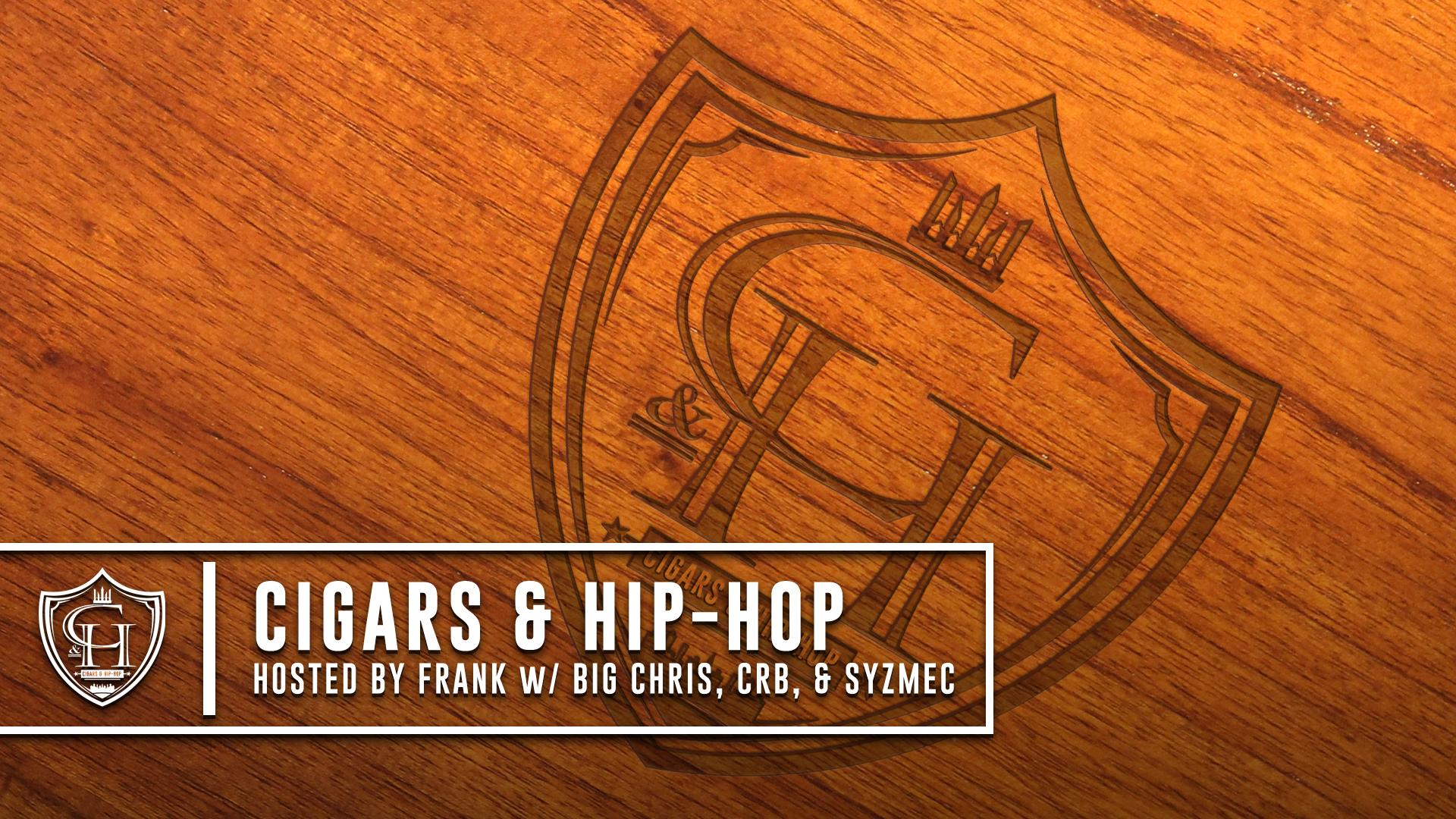Cigars & Hip Hop Podcast show art