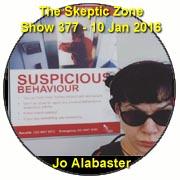 The Skeptic Zone #377 - 10.Jan.2016