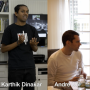 Artwork for 27: Conversation with Andre and Karthik
