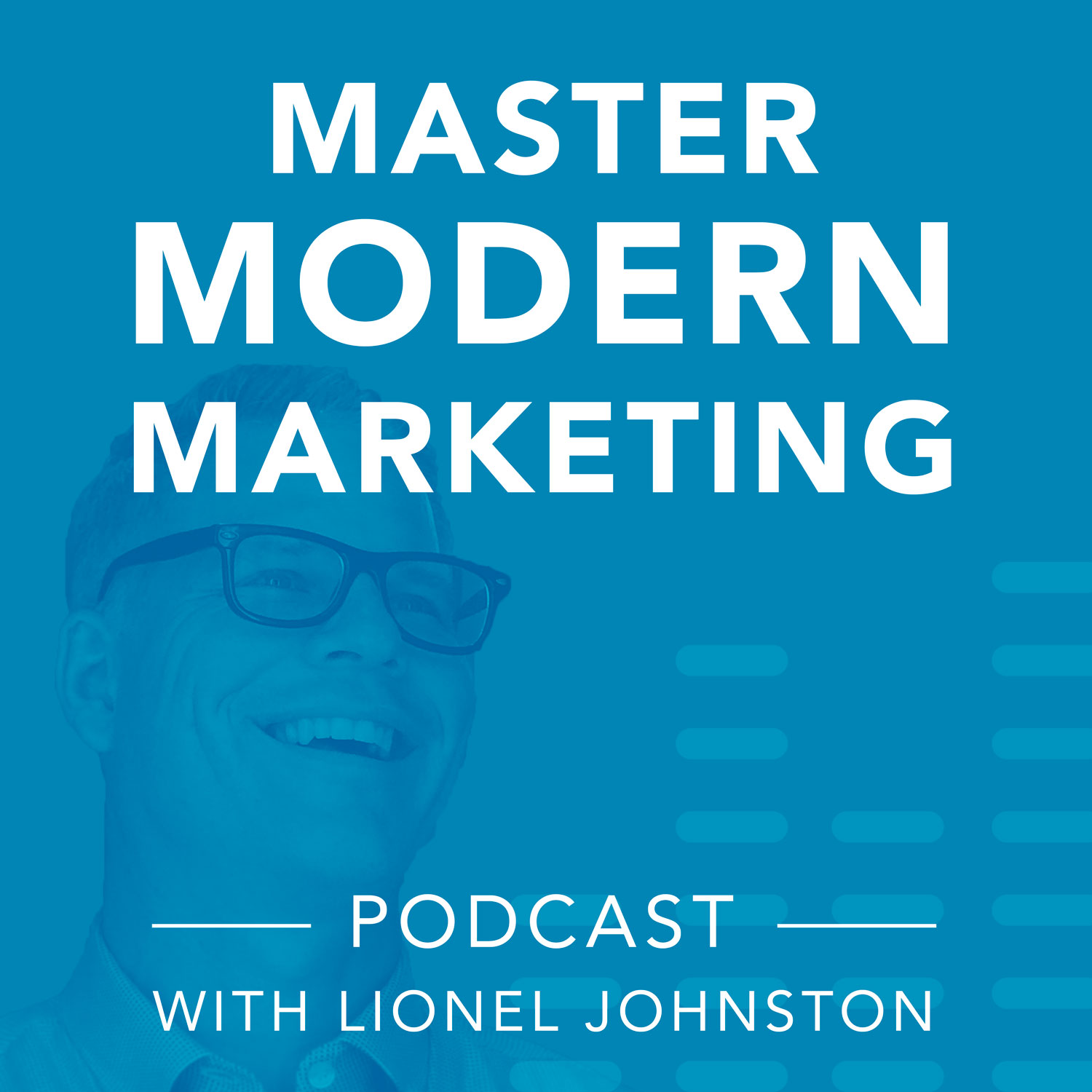 Master Modern Marketing Podcast: Real Talk about truck driver recruitment marketing show art