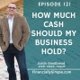 Artwork for How Much Cash Should My Business Hold?