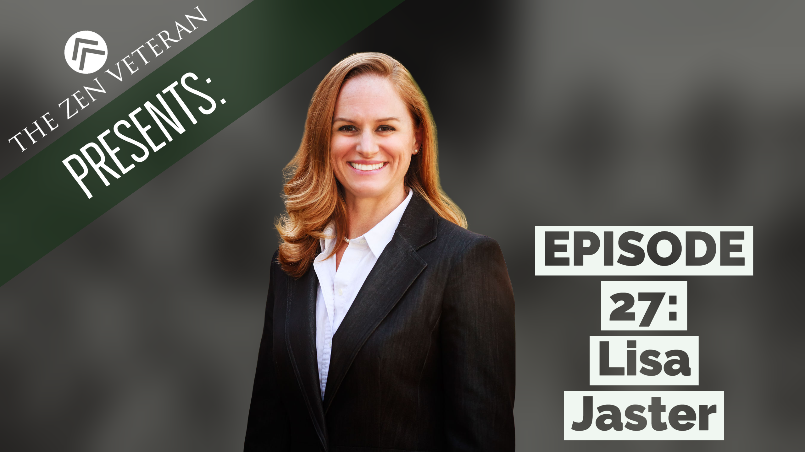Lisa Jaster – Cracking Ribs, Doing Stupid Things, and Why You Need to Ride the Elephant (Episode #27)