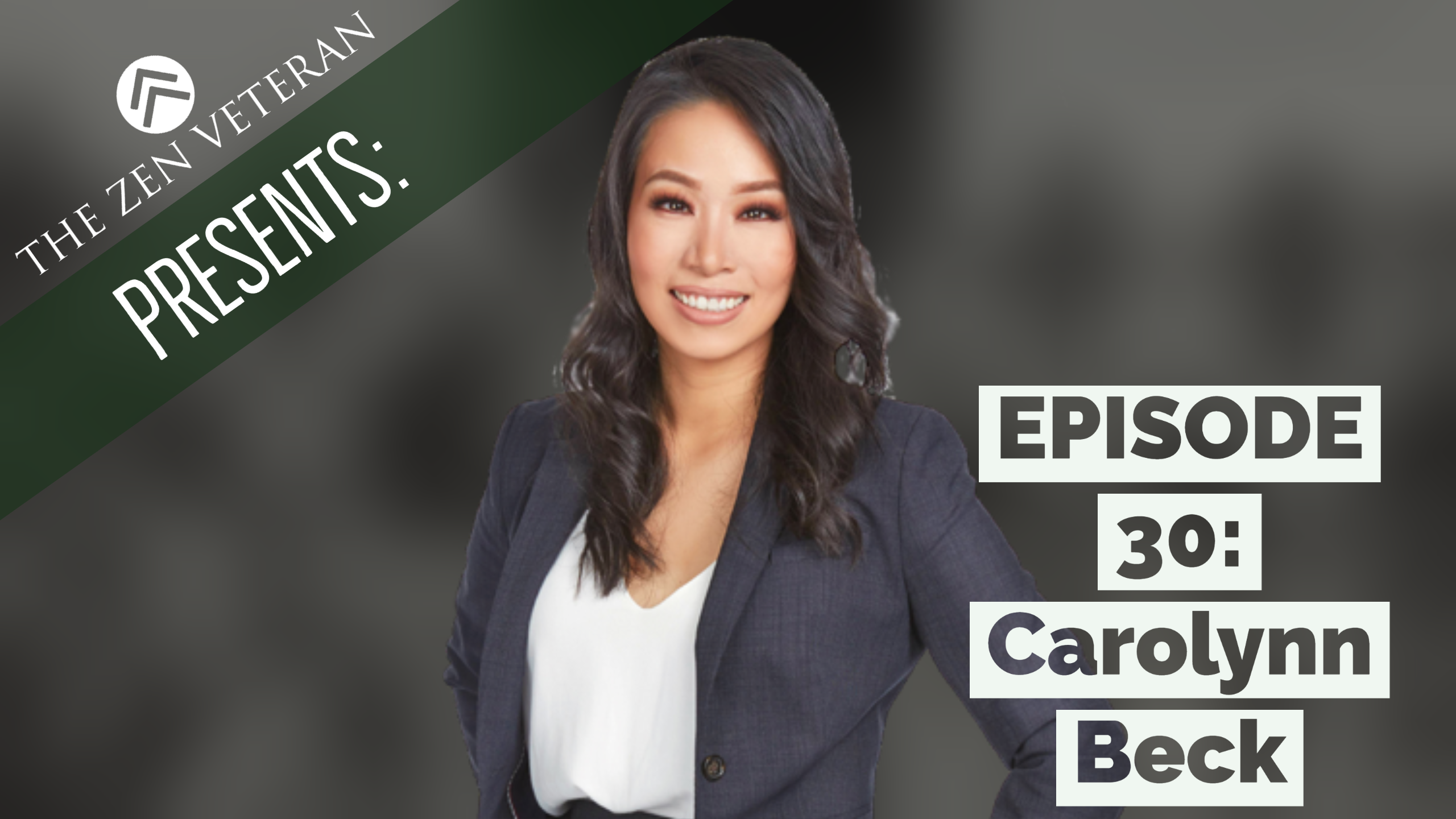 Carolynn Beck – Staring Into Space, Tripping Over Duffel Bags, and Why You're Not Dead (Episode #30)