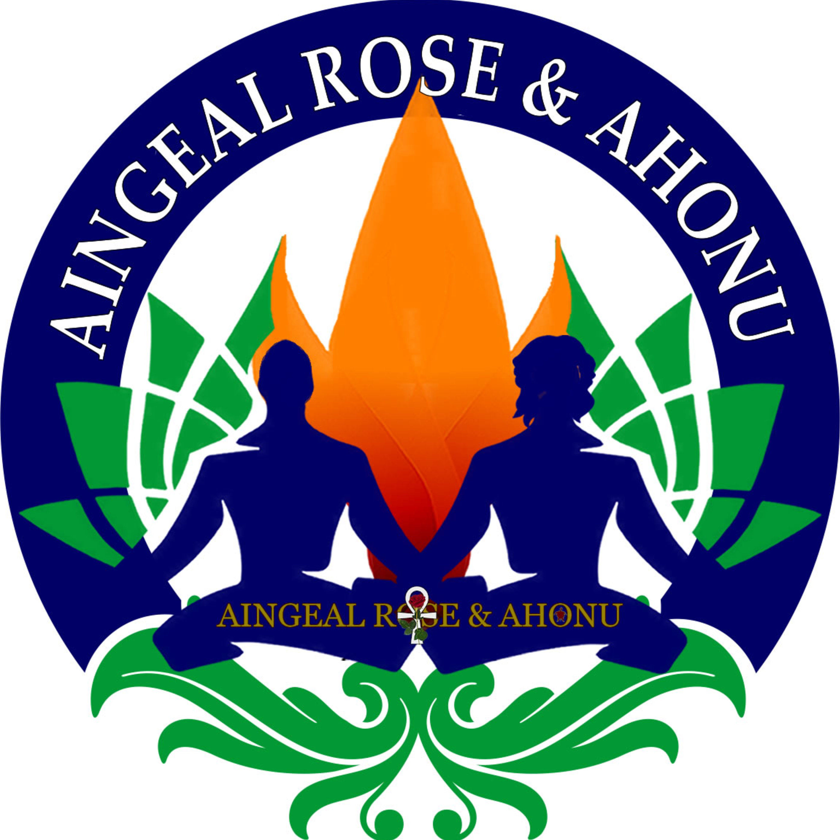 Artwork for 80: Twin Flames & Soul Mates with Aingeal Rose & Ahonu