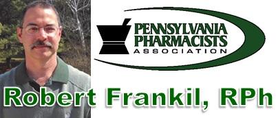 Pharmacy Podcast Episode 53: Robert Frankil with the Pennsylvania Pharmacists Association