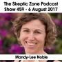 Artwork for The Skeptic Zone #459 - 6.Aug.2017