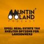 Artwork for Real Estate Tax Shelter Options for Landowners