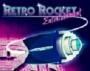 Artwork for Retro Rocket Entertainment- San Diego Comic Con edition
