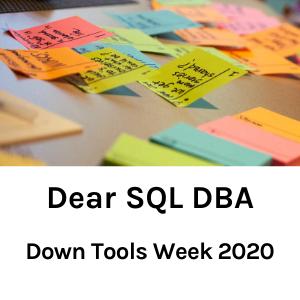 Down Tools Week 2020