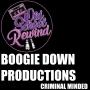 Artwork for The Rewind Tracks Krs-One/BDP's Criminal Minded