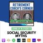 Artwork for Ep 10: Social Security Myths