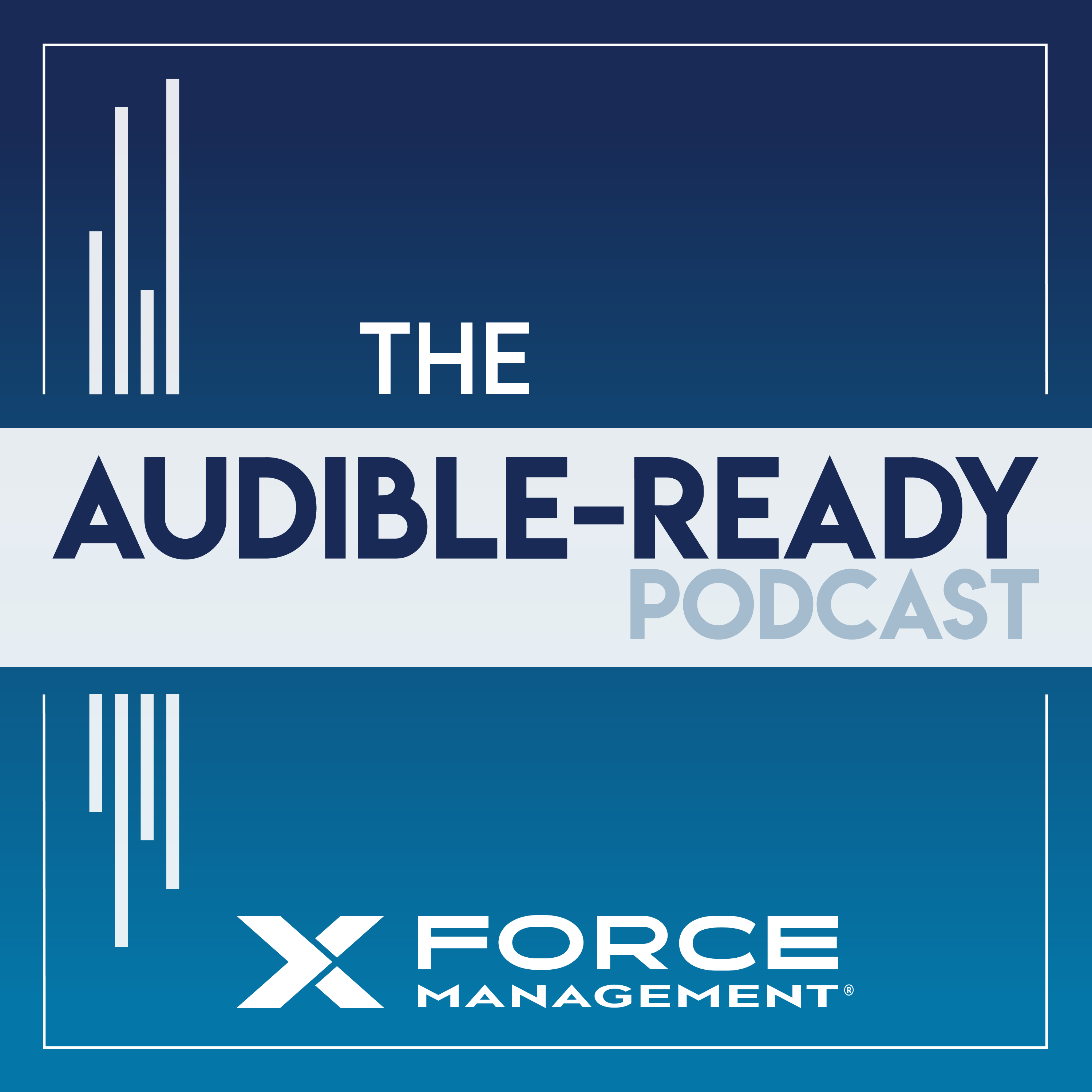 The Audible-Ready Podcast show art