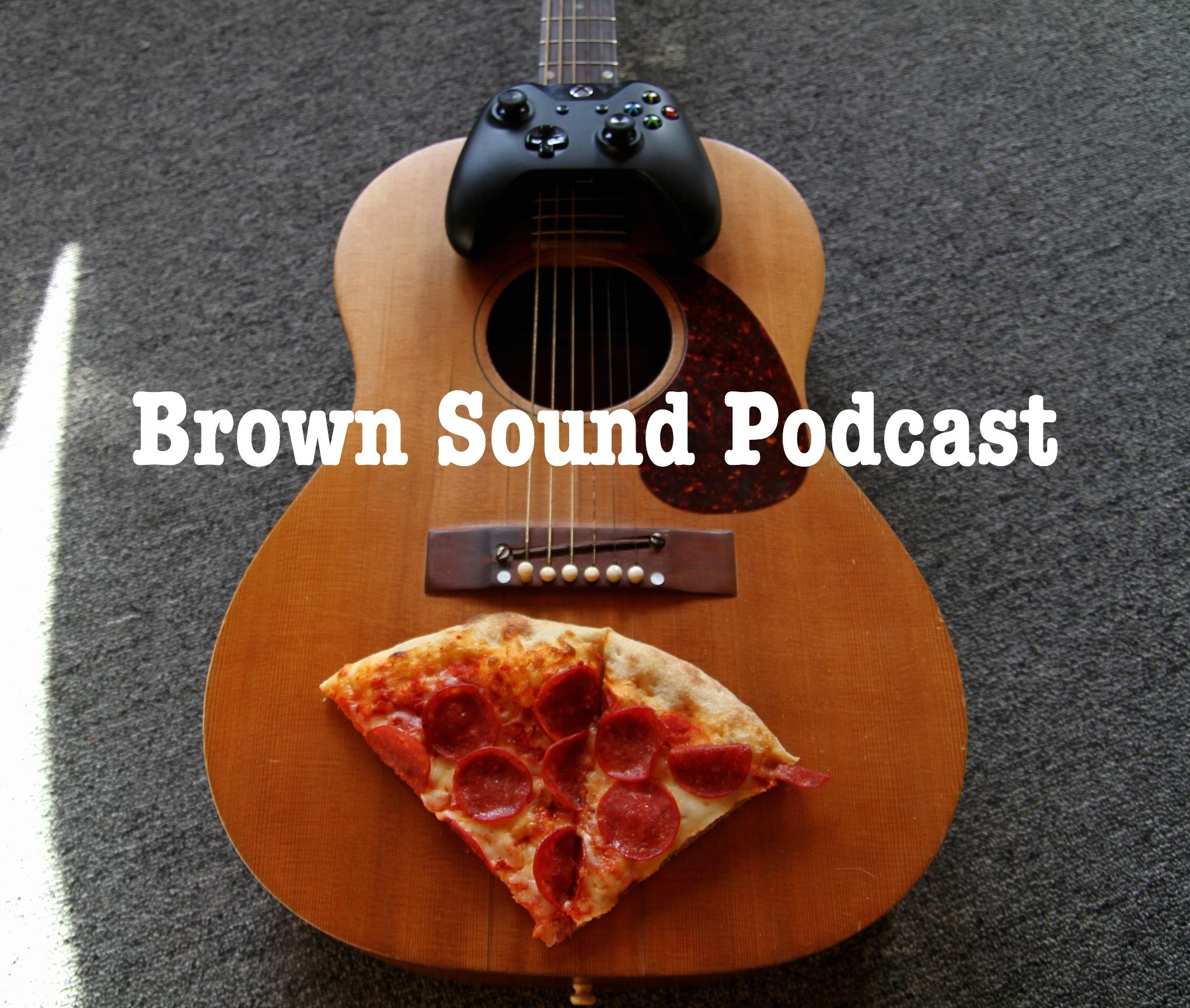 Artwork for Episode 1: Back In Brown