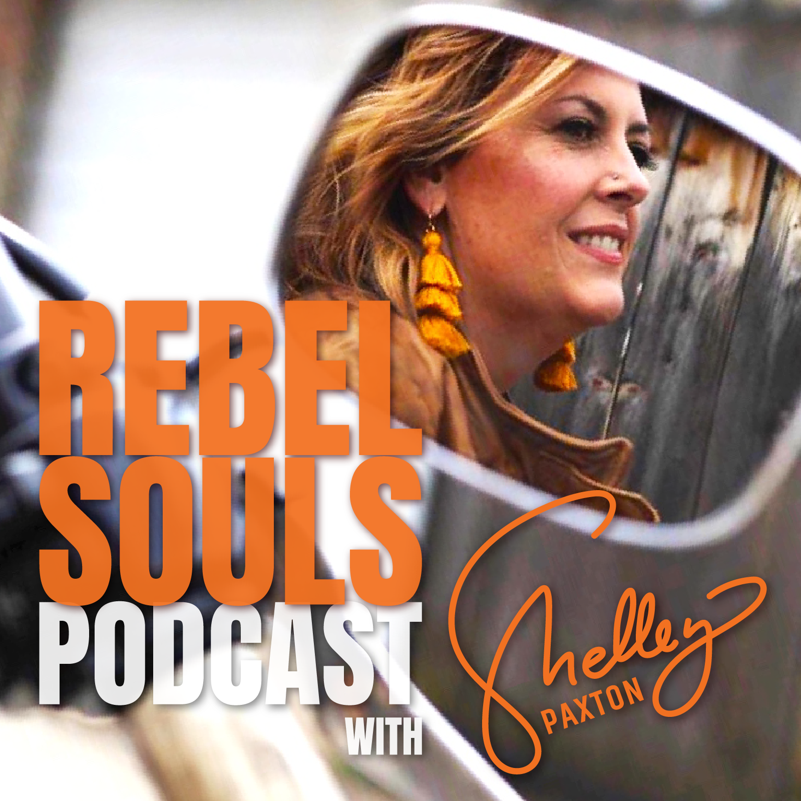 Rebel Souls' Podcast show art