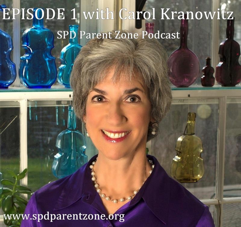 EPISODE 1 with Carol Kranowitz