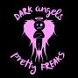 "Artwork for DAPF #166. Dark Angels & Pretty Freaks #166 ""Bird Attack""."