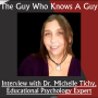 Artwork for Ep 38 - Dr. Michelle Tichy