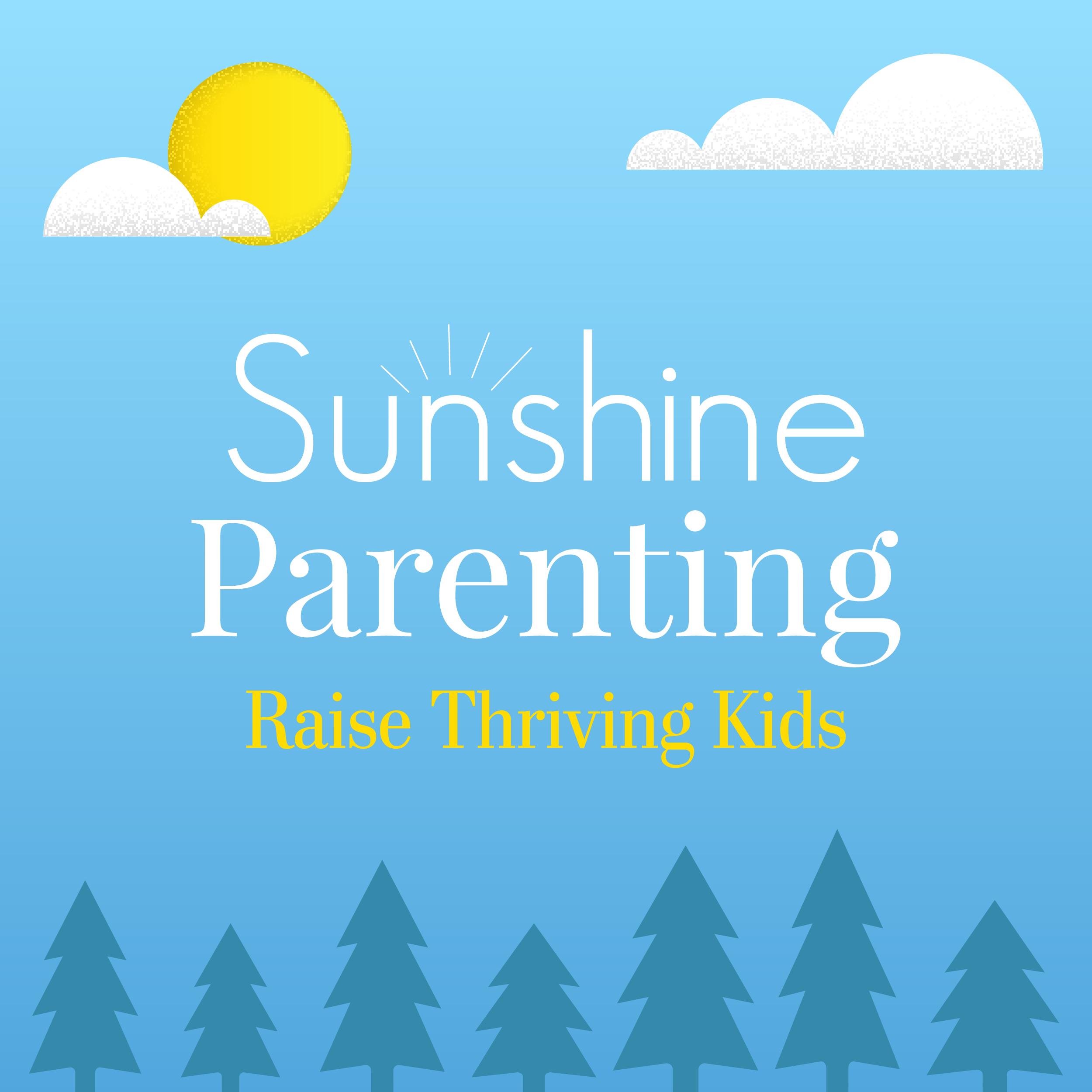 Sunshine Parenting show art