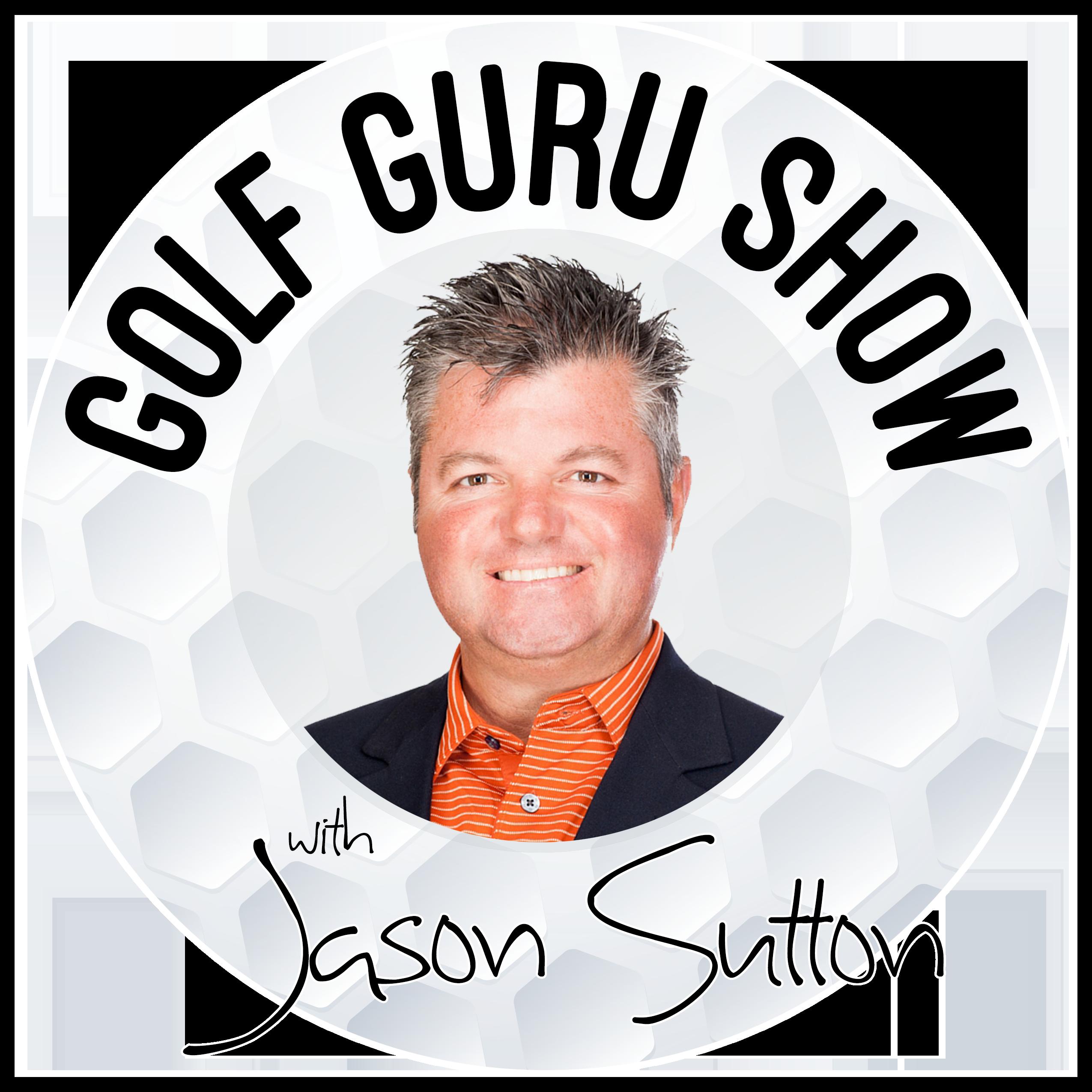 The Golf Guru Show show art