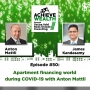 Artwork for Ep#50 Apartment financing world during COVID-19 with Anton Mattli
