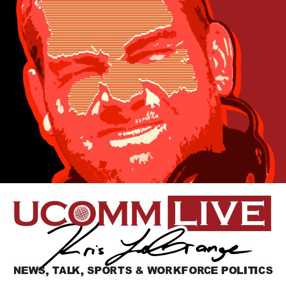 UCOMM Live show art