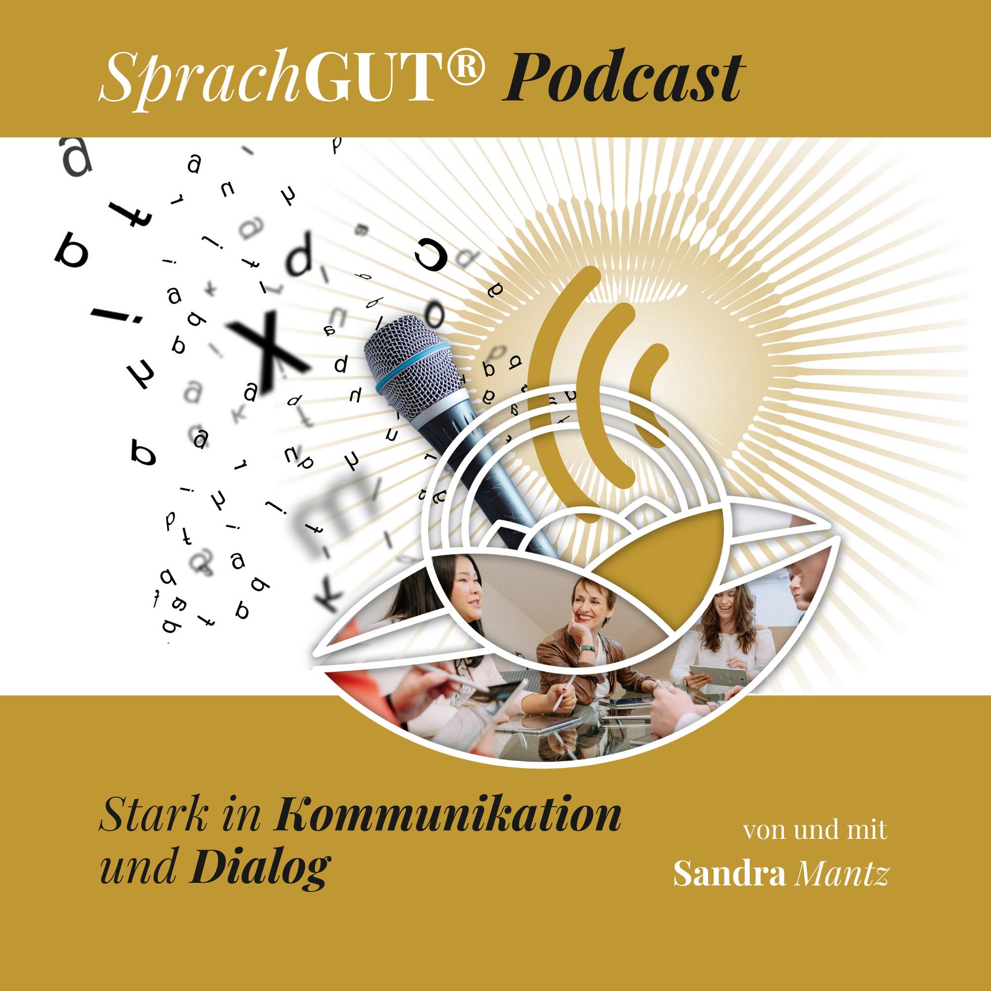 SprachGUT® Podcast: Stark in Kommunikation und Dialog show art