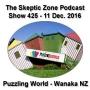Artwork for The Skeptic Zone #425 - 11.December.2016