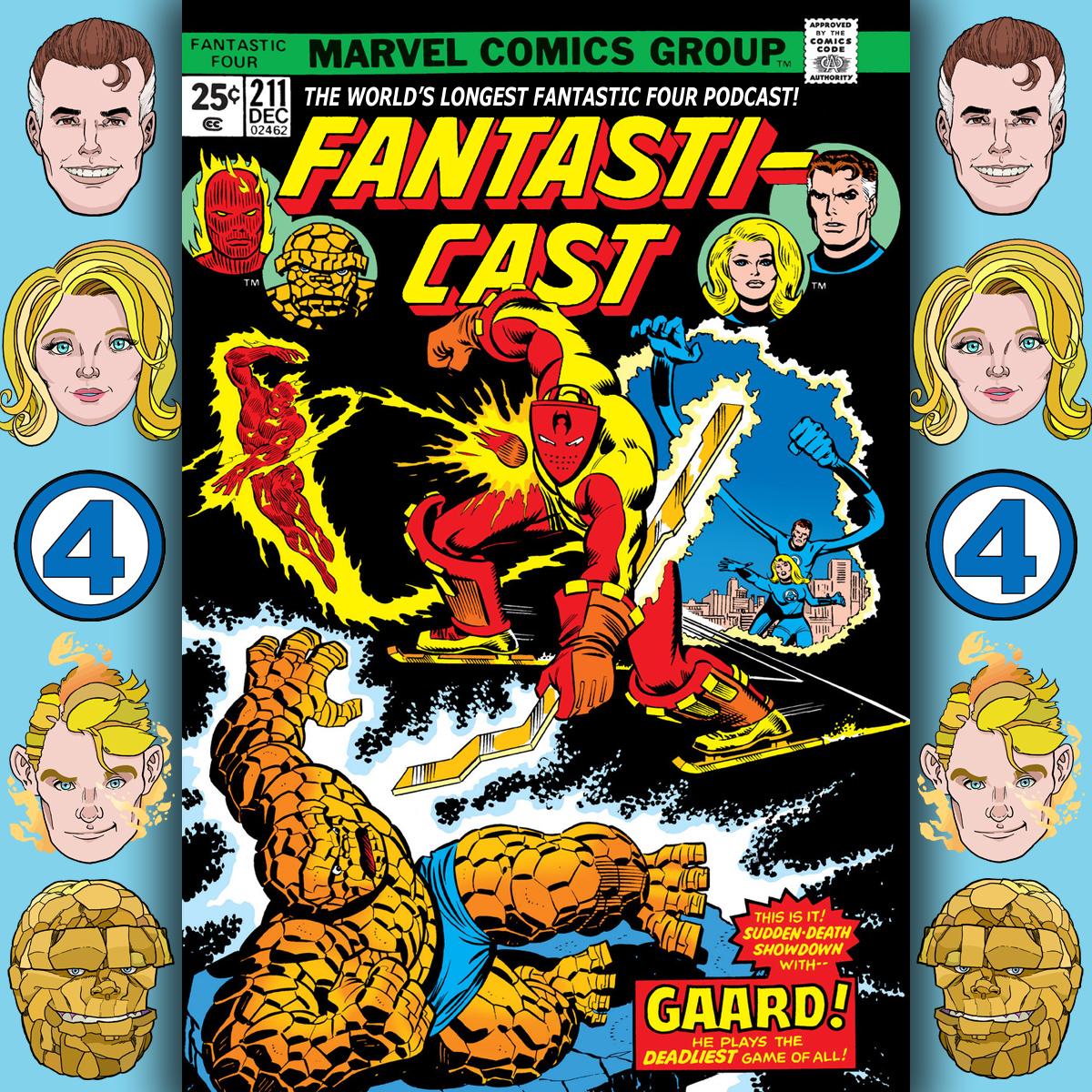 Episode 211: Fantastic Four #163 - Finale