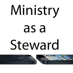 FBP 379 - Ministry As A Steward