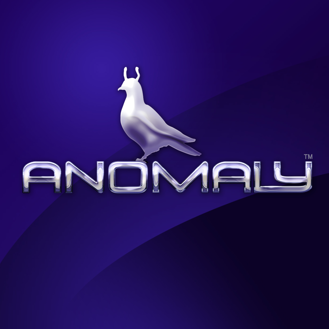 Anomaly Podcast show art