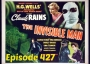 Artwork for Episode 427: The Invisible Man