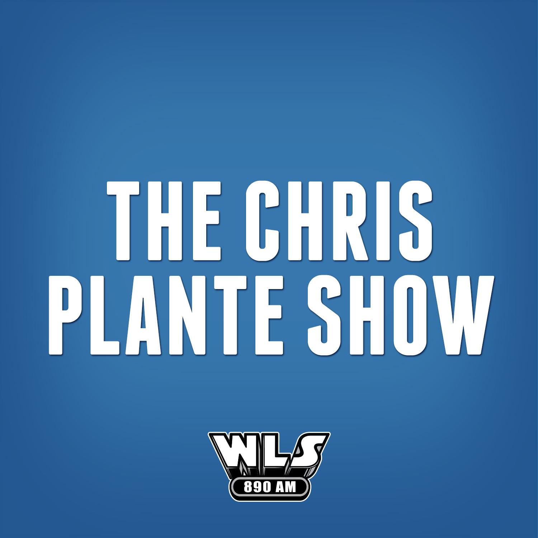 The Chris Plante Show show art