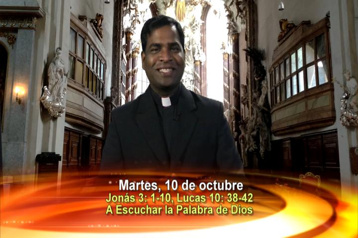 Artwork for Dios te Habla con Fr. Deeber Yonas, SVD Tema el hoy: A ESCUCHAR LA PALABRA DE DIOS