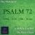 Psalm 72: Long Live the King (Elliott, Fox) show art