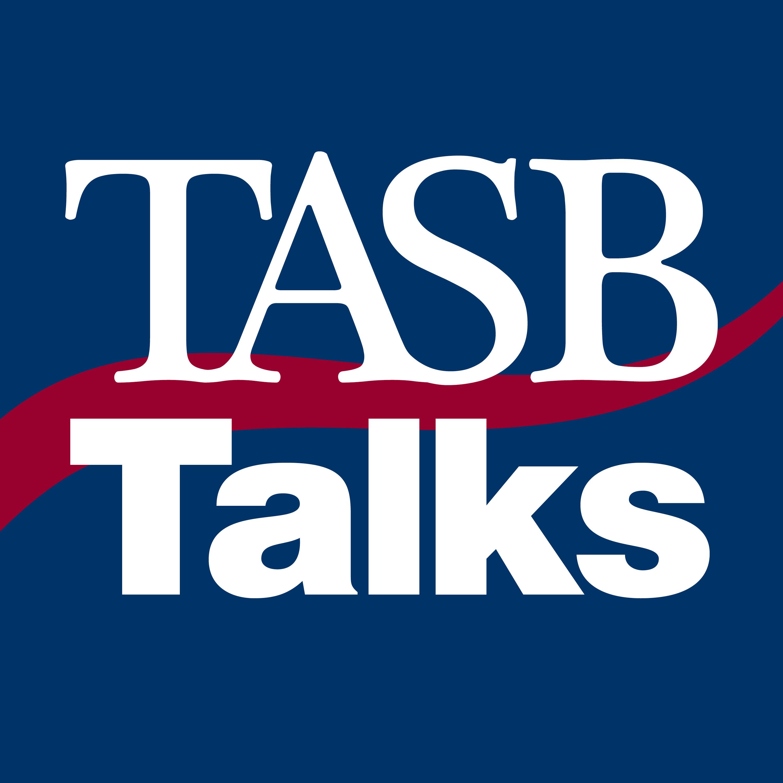 TASB Talks show art