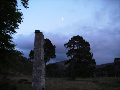 #3: TGO Challenge 2008 Part 3: Kingussie to Braemar