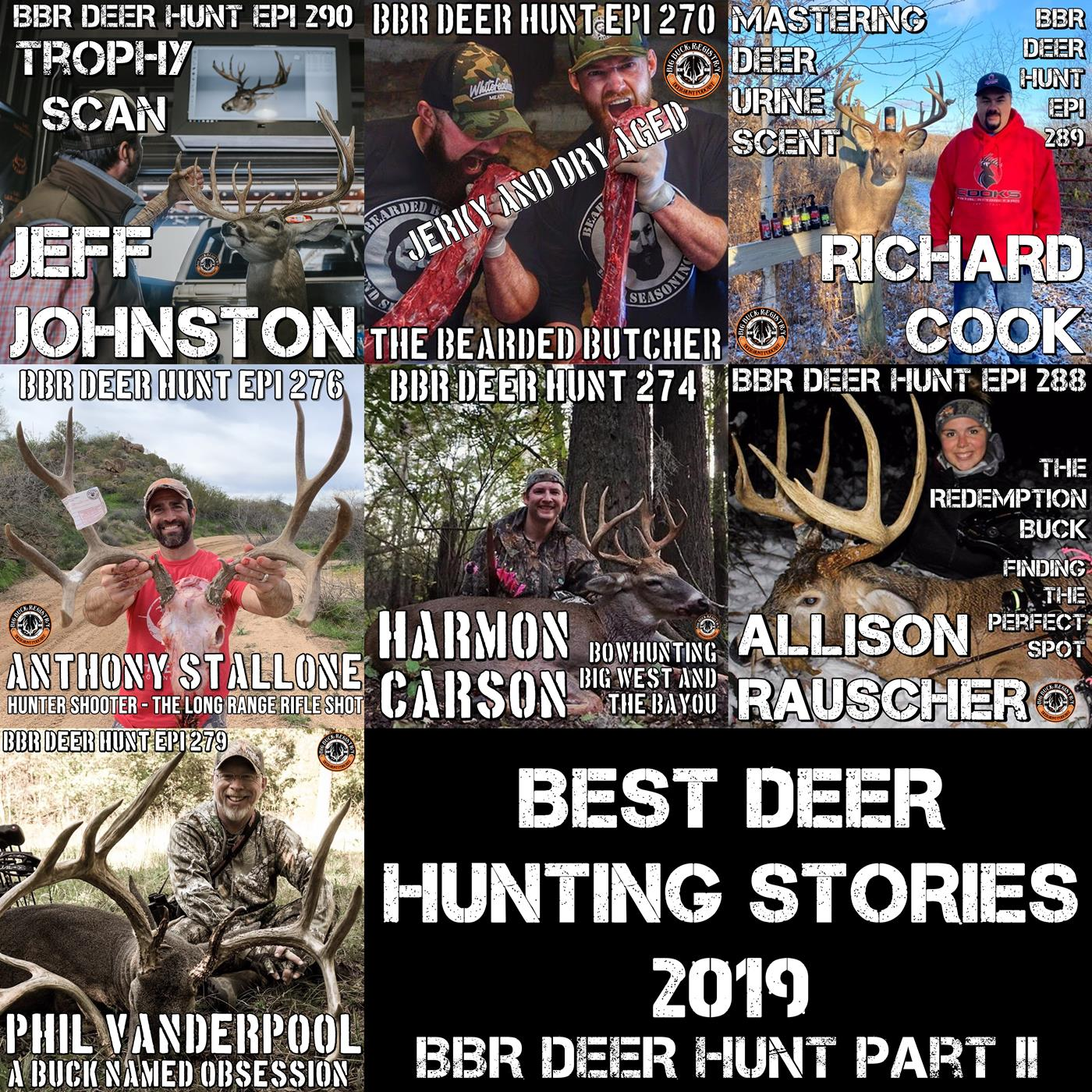 255 MICHAEL YATES Tennessee Ground Hunting Tactics and