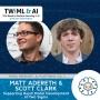 Artwork for Supporting Rapid Model Development at Two Sigma with Matt Adereth & Scott Clark - TWIML Talk #273