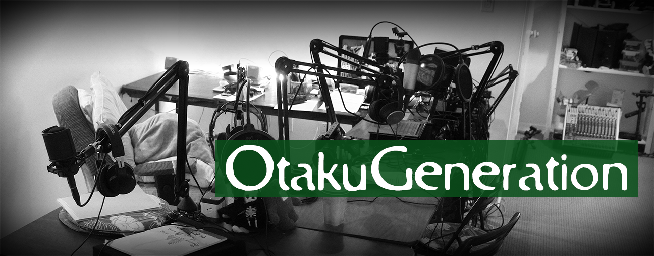 OtakuGeneration.net :: (Show #733) 8 Man After