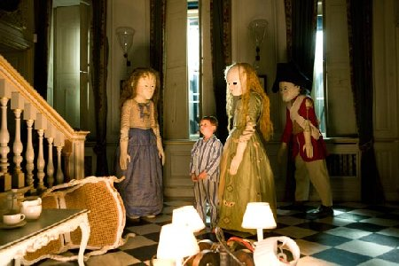Tim's Take On: Episode 85(Torchwood Miracle Day episode eight review/Dr Who: Night Terrors review)