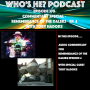 Artwork for Who's He? Podcast #370 Commentary Special - Remembrance of the Daleks Ep.4 with Toby Hadoke