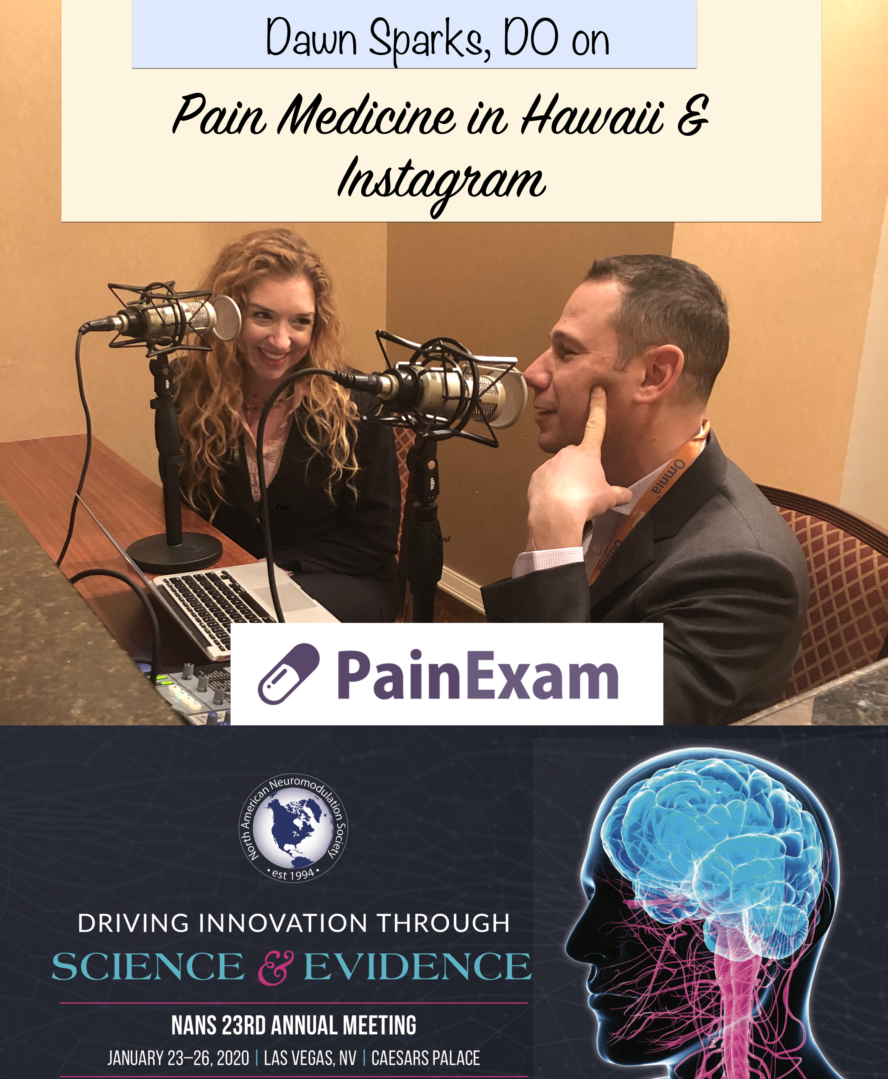 Dawn A. Spark, DO on the PainExam Podcast